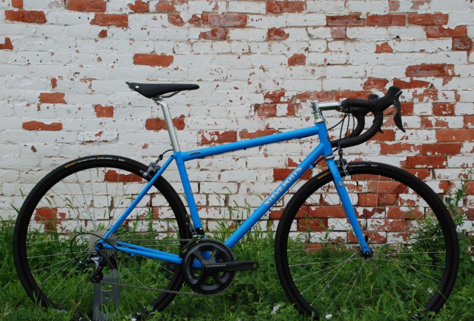 Steve Potts Steelhead, For Sale • Monkey Wrench Cycles