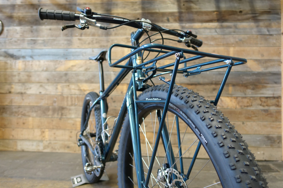 Introducing The Steve Potts Trail Bike Monkey Wrench Cycles